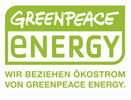 Logo de Greenpeace Energy