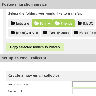 Email green, secure, simple and ad-free - posteo de -
