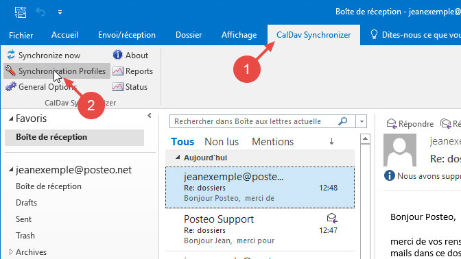 Synchronisation Calendrier Outlook.Aide Comment Synchroniser Mes Rendez Vous Avec Outlook