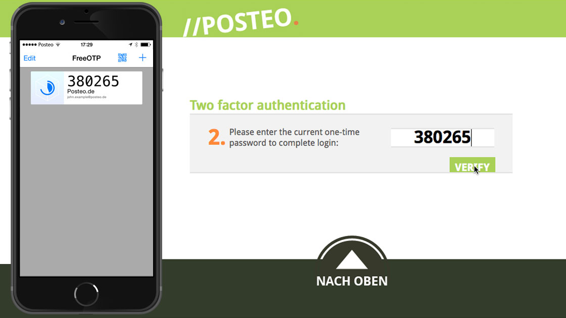 Help - What is two-factor authentication and how do I set it up ...